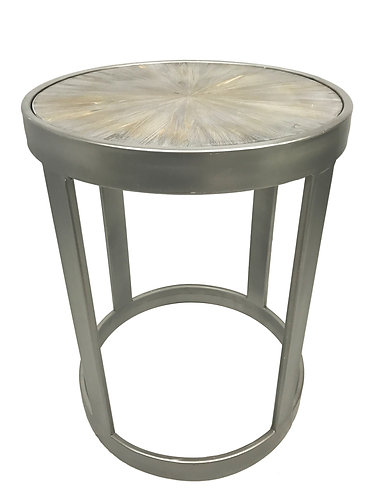 Contemporary Artistic Home Gravitas Side Table