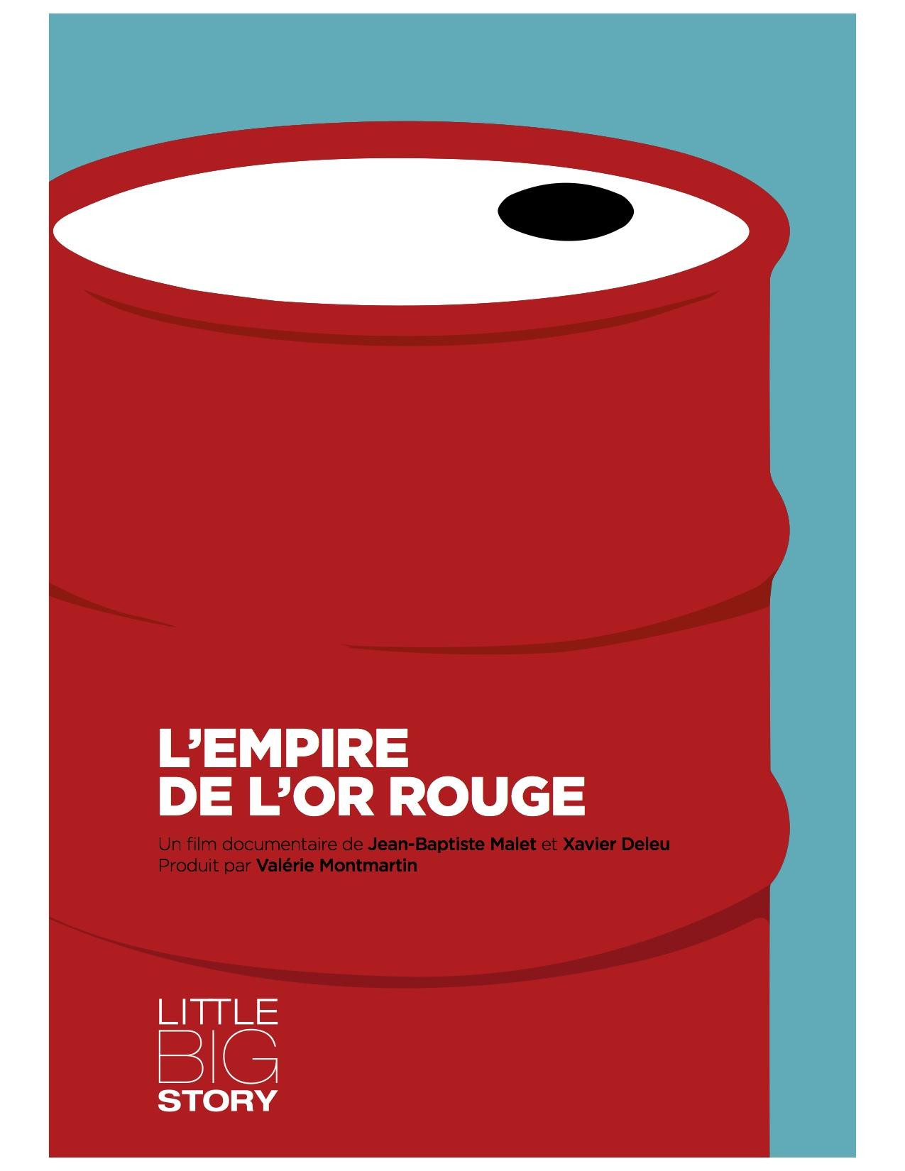 L'EMPIRE DE L'OR ROUGE