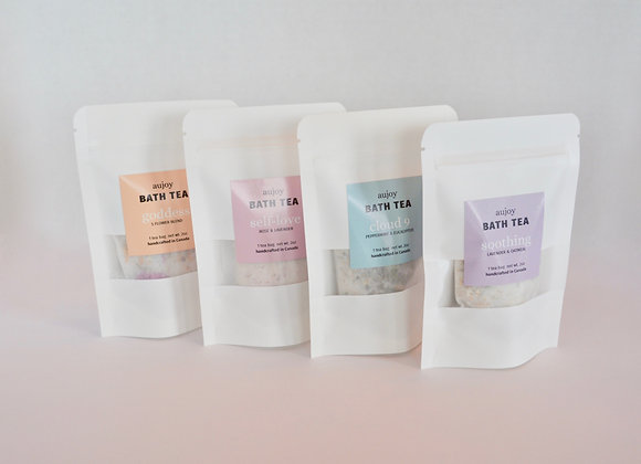 Bath Tea 4 Pack