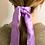 Thumbnail: Lilac Silk Scarf