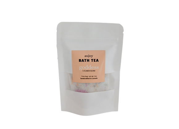 """Goddess"" Bath Tea"