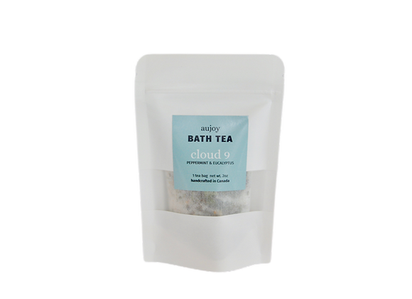 """Cloud 9"" Bath Tea"