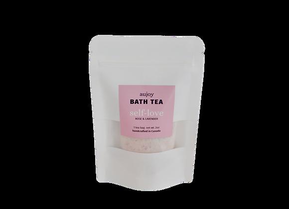 """Self-Love"" Bath Tea"