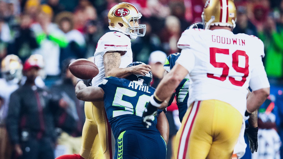 Seahawks back to form in deep NFC West