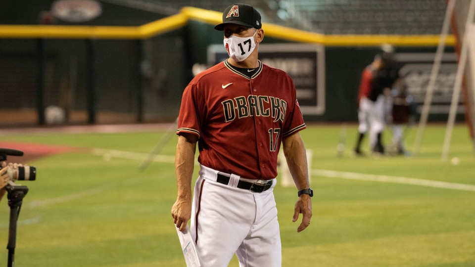 Feeble offense creating early problems for Diamondbacks