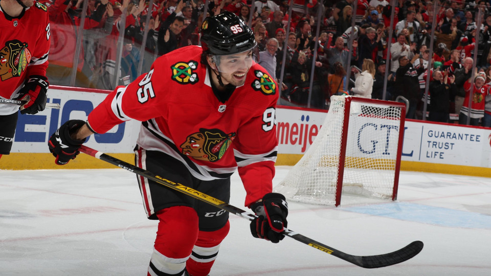 Five Thoughts: Blackhawks, Coyotes keep upset dreams rolling
