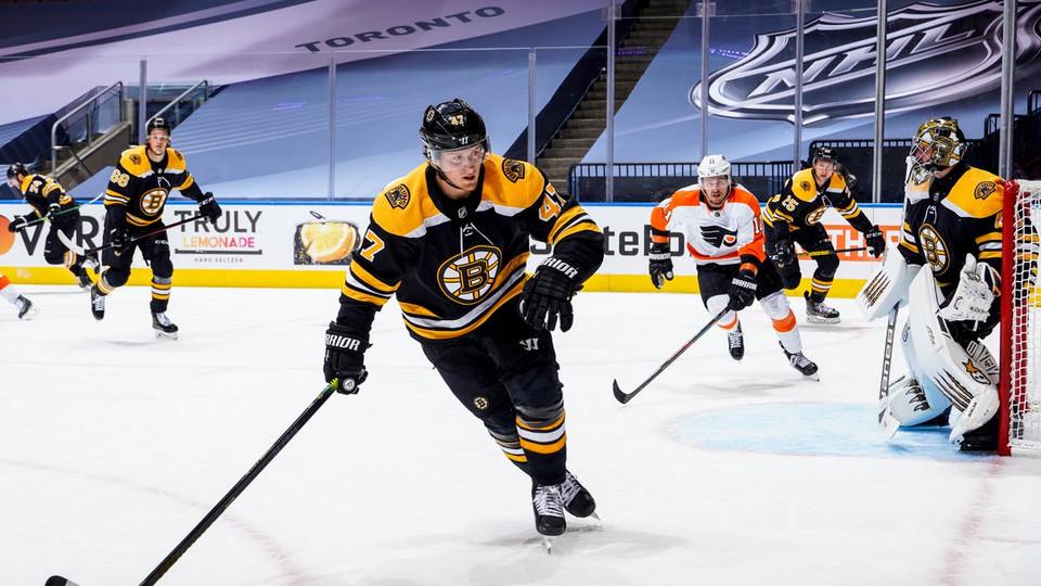 Winning formulas entering Tuesday's Stanley Cup Quarterfinal matchups