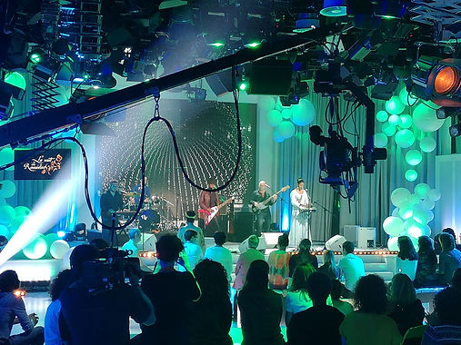 "Mat Mirol with Kel Assouf Live @ France 2 ""La nuit du ramadan 2016"""