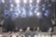 Mat Mirol with Kel Assouf @ Dour Festival 2016