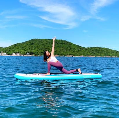 直立板瑜珈體驗課程