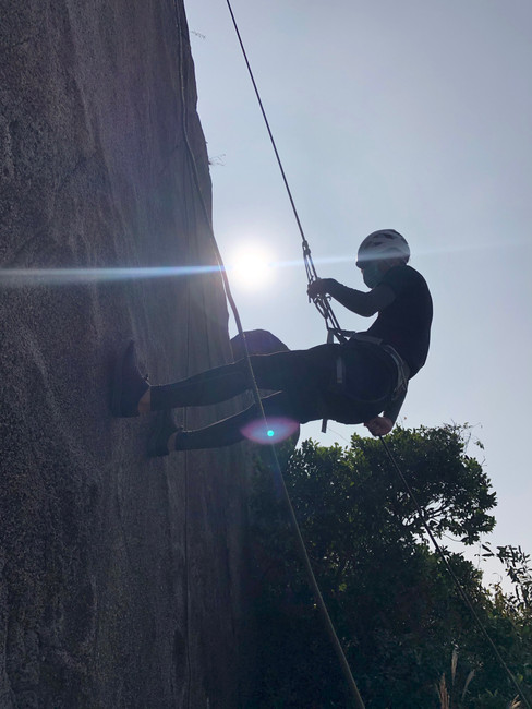 初級繩索技術員訓練課程