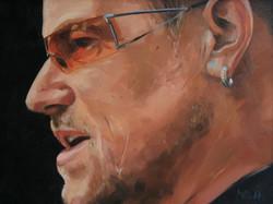Bono side view