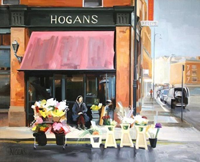 Hogans Flower Seller