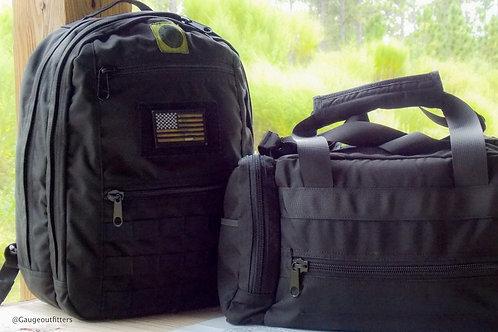 Heritage Day Pack - Black