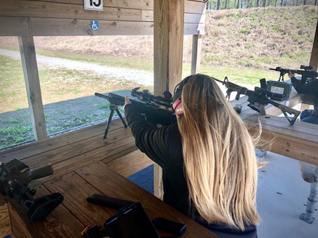 A Quick Guide To New Female Shooters On What To Expect On The Range