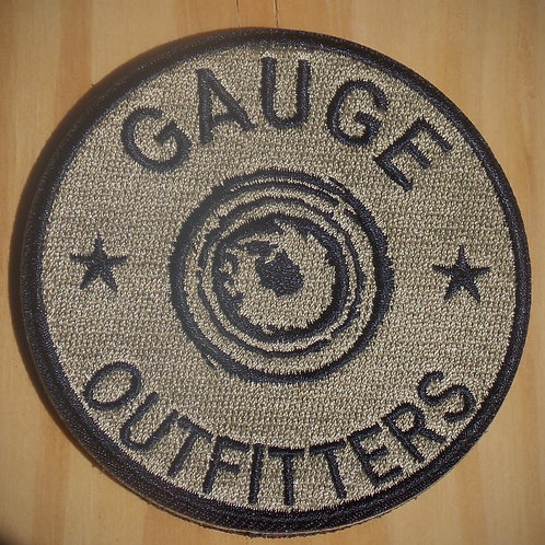 Gauge Outfitter 3x3 Velcro Patch