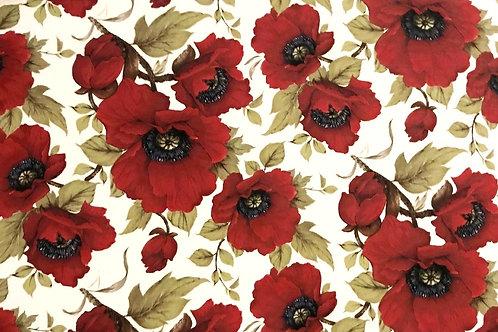 Poppy Sheet 21cm x 30cm