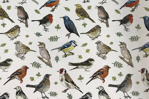 Bird Sheet 21cm x 30cm