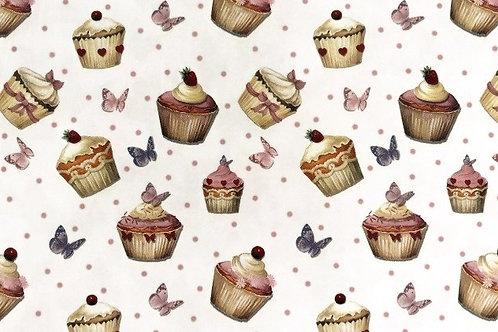 Cupcake Sheet 21cm x 30cm