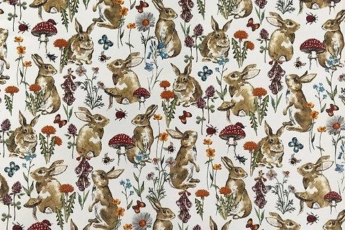Rabbit Sheet 21cm x 30cm