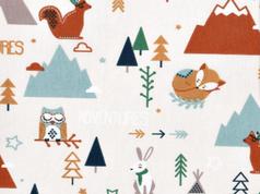 Animalitos del bosque