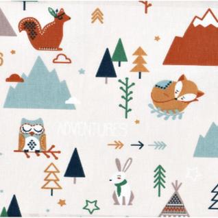 Animalitos en el bosque