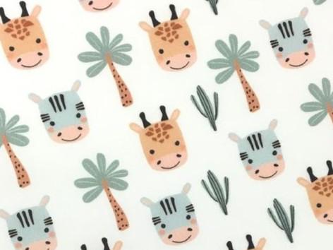 jirafas y cebras baby