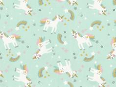 Unicornios mint