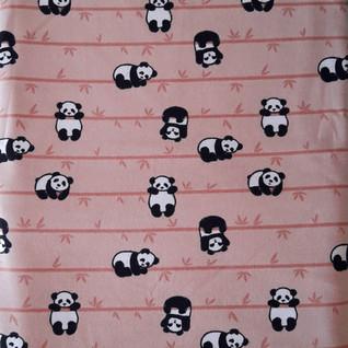 Pandas rosa