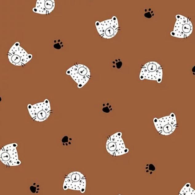 Tigre marrón