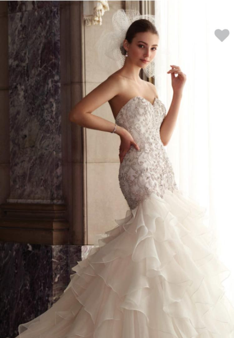 Mon Cheri Dior size 14. Was £2050. Now £950