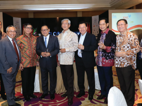 """IDBC Gala Dinner 2017 """"Spice Up Harmony from Indonesia to the World"""""""