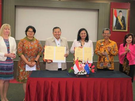 Peningkatan Kerjasama Daerah di Indonesia melalui Sister City