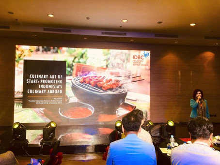 Diaspora Indonesia Populerkan Masakan dan Kerajinan Indonesia di Atlanta