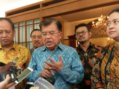 VP Jusuf Kalla Opens Indonesian Diaspora Global Summit
