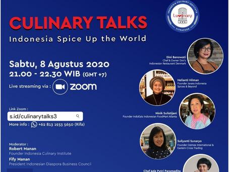 IDBC Gelar Culinary Talks 3