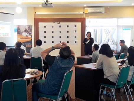 Diaspora Indonesia Beri Pelatihan User Experience