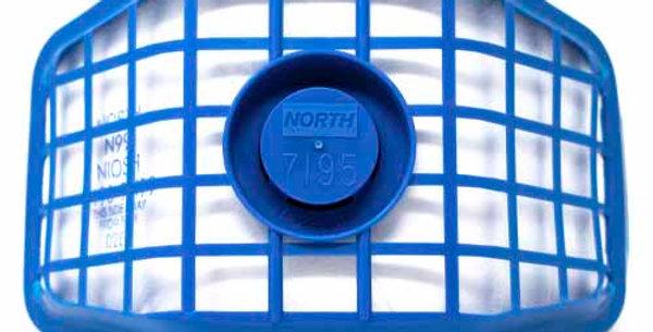 Respirador reusable N99 Honeywell North NO7195