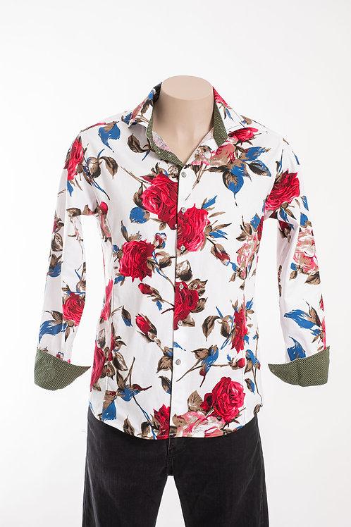 Sir. HOBBS Summer Rose Shirt SH72001