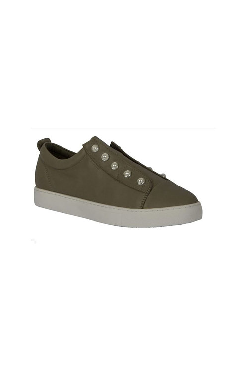Peal Shoe - Olive Green
