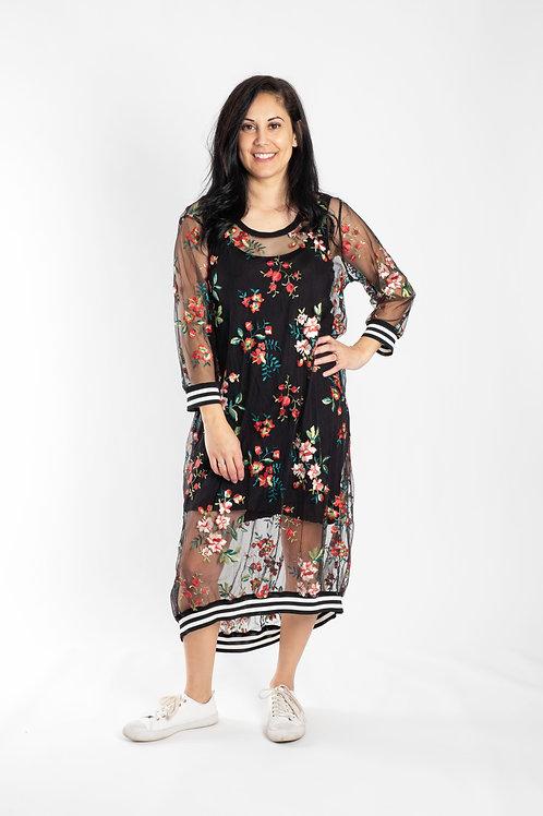 PICK A FLOWER DRESS - JSS2027