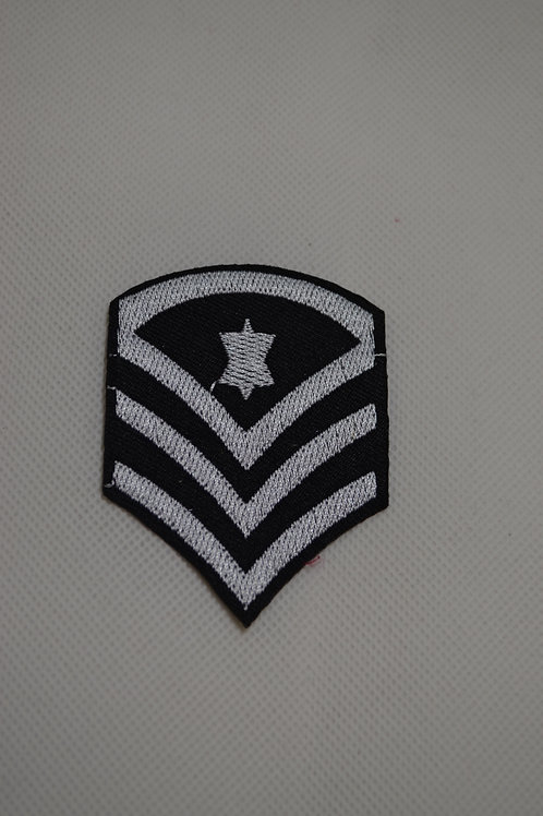 Iron on Star Badge
