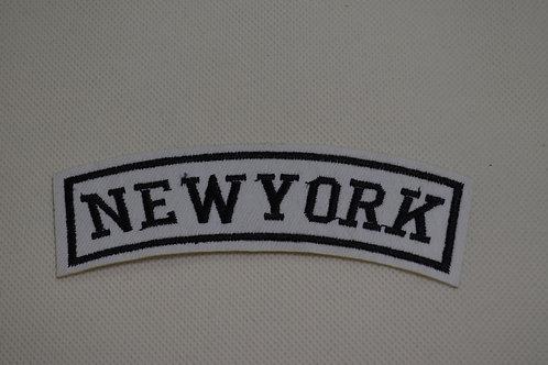 Iron on NewYork