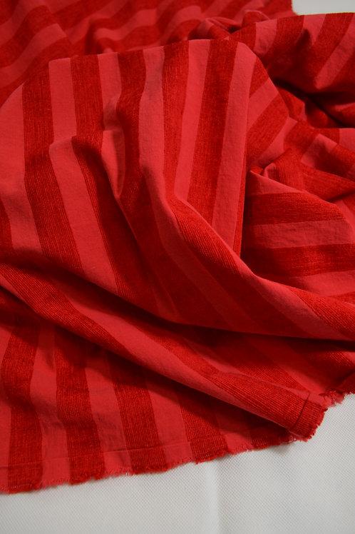 Red Texture Stripe
