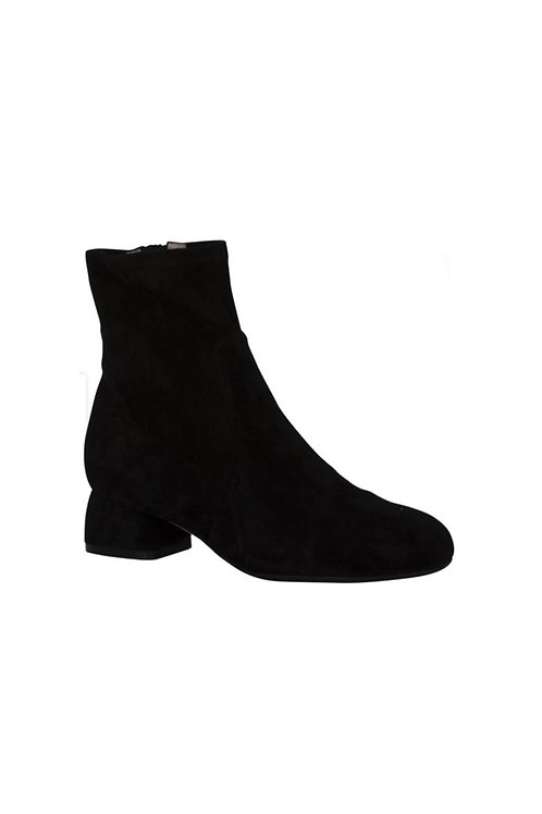 Boot - Black Suede