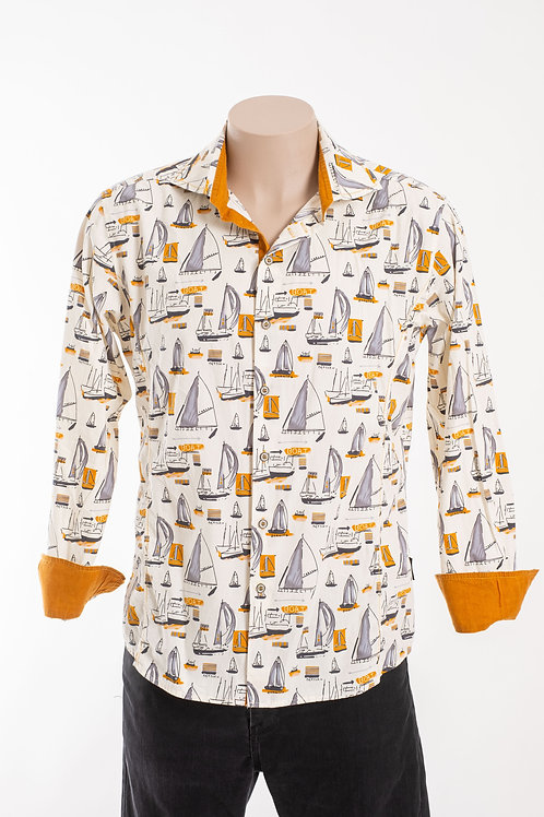 Sir. HOBBS Set Sail Shirt SH72006