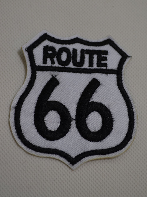 Iron on Route 66