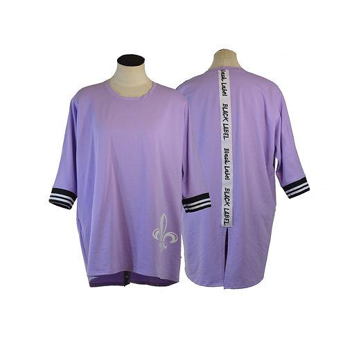 Pale Purple Sweat-Shirt - Summer Weight