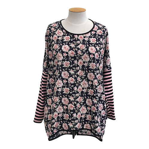 RELAX FIT - ROSE PINK TOP