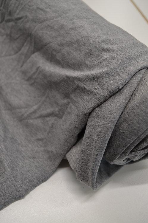 Grey - 220g Sweat-Shirting - Best Quality